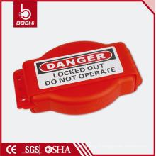 OEM VALVE LOCK fabricant, wenzhou boshi valve de sécurité dispositif de verrouillage fabricant, BD-F16