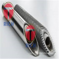 12Cr18Ni9 Efficient Heat Exchanger Enhanced Tubes