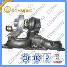 8972083521/8972083520 ISUZU TURBOCHARGER GT2256MS