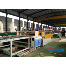 PVC DOOR PANEL PRODUCTION LINE