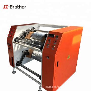 Factory Price Aluminum Foil aluminum foil rewinding Making machine