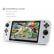 Cover Silicone Transparan untuk Switch Nintendo