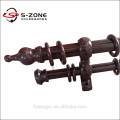 hot sale wood curtain poles curtain poles accessories