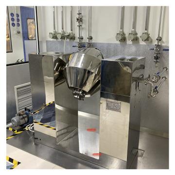 Роторная вакуумная сушилка с двойным конусом для фармацевтического оборудования
