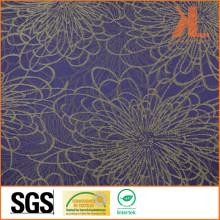 Полиэстер Качество Жаккард Пион Цветочный дизайн Широкая ширина таблицы ткани