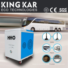 Máquina limpa de motor de carro gerador Hho para unidade central de carro