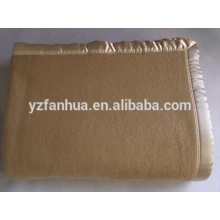 Cheap 100 Wool Hotel and Military used blankets
