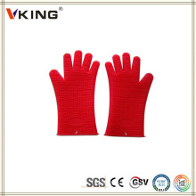 China Manufacturer Product Long Oven Gloves with Fingers