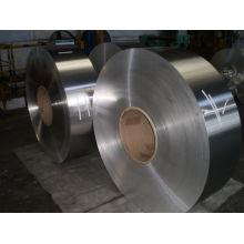 Lamp aluminium coil