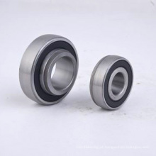 Unidades de rolamento de aço inoxidável inseridos os rolamentos de esferas