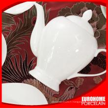 dîner de Chine Eurohome produit set théière en porcelaine