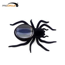 Brinquedo solar adiantado educacional da aranha eletrônica adiantada
