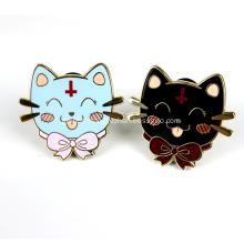 Custom Cute Animal Hard Enamel Lapel Pin