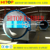Best design and quality rubber curing autoclave