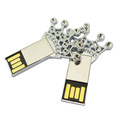 Top Selling Metal Imperial Crown USB Flash Drive