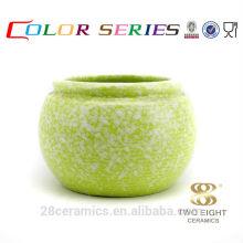 Vajilla de cerámica de China, olla de arcilla india al por mayor