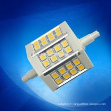 Lampe à ampoules à LED de 5w 78mm r7s 2015