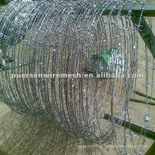 Fabricante de arame farpado SS em Anping