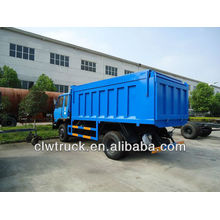 DFAC 12m3 sealed dump garbage truck
