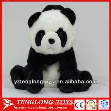 Nueva panda linda del diseño formó el bolso de la felpa para los cabritos