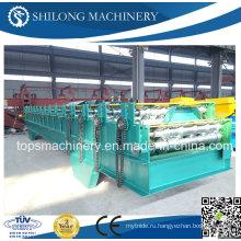 Одобренная CE PPGI машина для производства глазурованной плитки