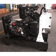 Open Type Perkins Genset Diesel Generator 10kw 12.5kva With Three Phase