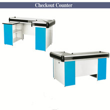 Yiwu Hot Sale Checkout Counter for Supermarket