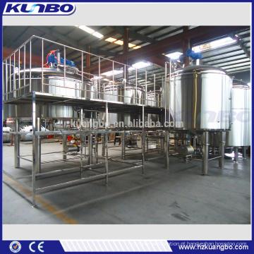 Equipamento comercial da cervejaria da cerveja 4000L para a venda