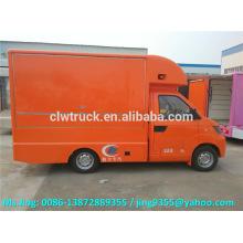 China Mini loja móvel de Karry, caminhão vending do alimento móvel para a venda