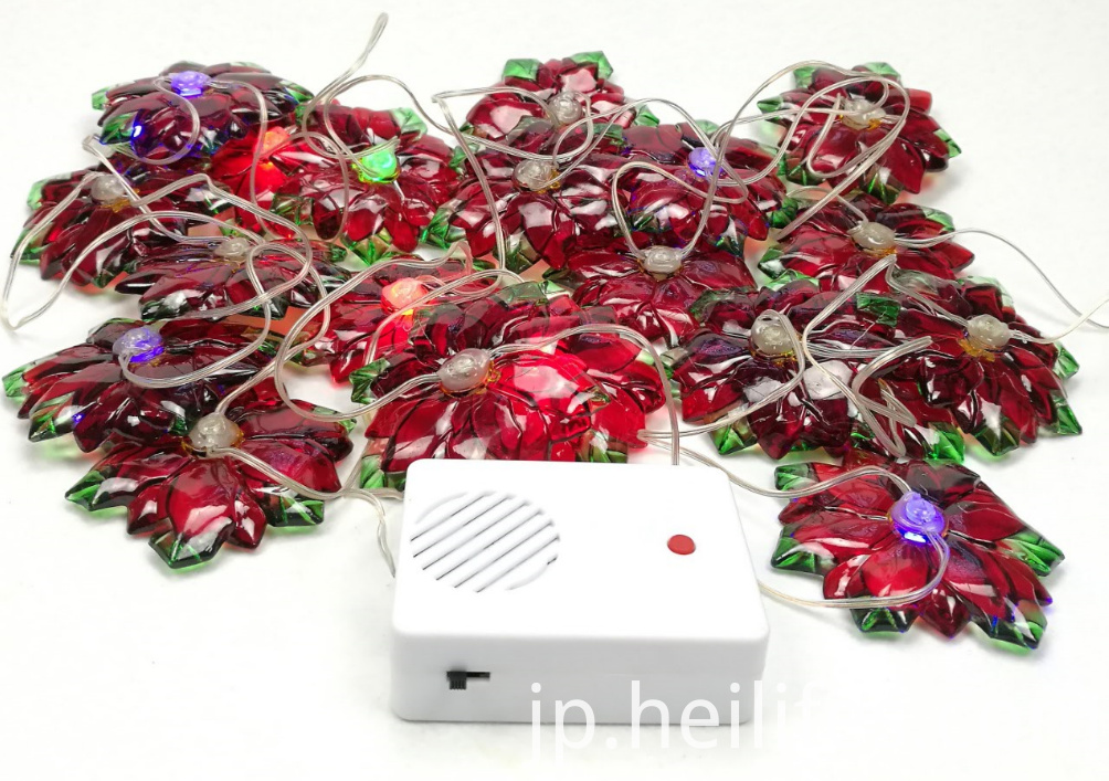 Festival Gifts of LED Flowers