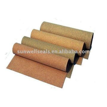 Sunwell Folha de cortiça de borracha