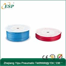 tubes colorés de haute quanlity PU tuyaux tressés en plastique de polypropylène de tuyau de 6mm