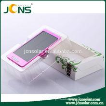 Portable universal solar sun power charger, solar power bank charger , portable solar charger for mobile phone