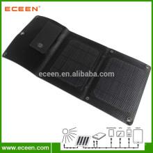 Carregador de painéis solares à prova d'água 5W para todo o telefone inteligente