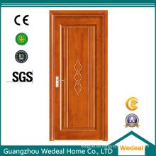 Prehung PVC / Laca / Puerta interior moldeada de MDF