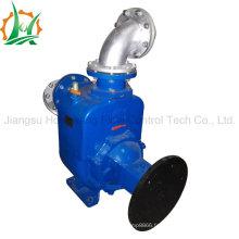 Pompe d'égout non obstruée pour système de traitement des eaux usées