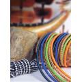 Cuerda elástica redonda respetuosa del medio ambiente color personalizado 6mm