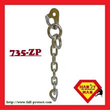 735-ZP set equipamentos de alpinismo de metal escada rock