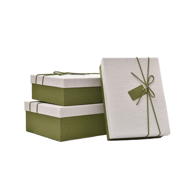 Fancy Paper Gift Box