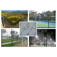 Stainless Steel Wire Rope Playground Netting