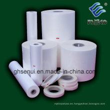 Velet BOPP laminación térmica rollo de película suave tacto sensación (30MIC)
