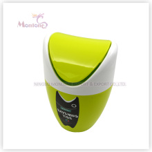 Household Mini Desktop Table Plastic Dustbin Waste Bin