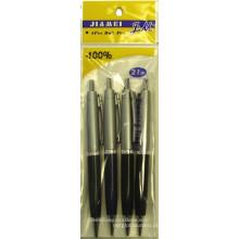 (JML) Multi-coloridos bola caneta / caneta de plástico caneta bola promocional caneta