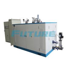Chaudière à vapeur électrique à haute efficacité pour le traitement du lait