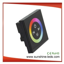 LED RGB Touch Panel Controller (WiFi, DMX, IR, RF, SD Card, Touch)