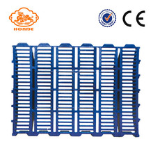 Hard Easy Cleaning Plastic Slat Flooring For Pig