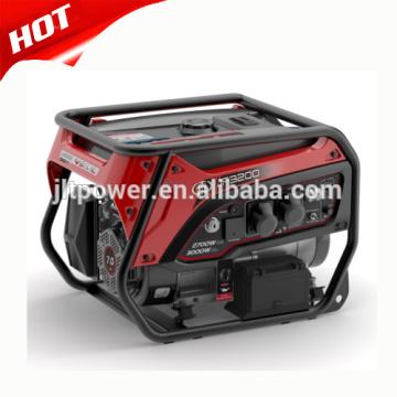 Single Cylinder Recoil Starter generador de gasolina 2500
