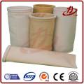 Saco de filtro industrial impermeável de alta temperatura