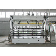 Eva two stage foaming machine