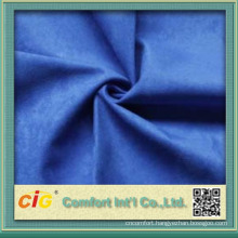 Popular Plain and Bronzing and embroidery suede car seat fabric